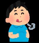 manpuku_syokugo_man.png