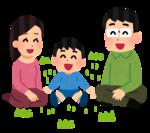 picnic_shiba_family_boy.png